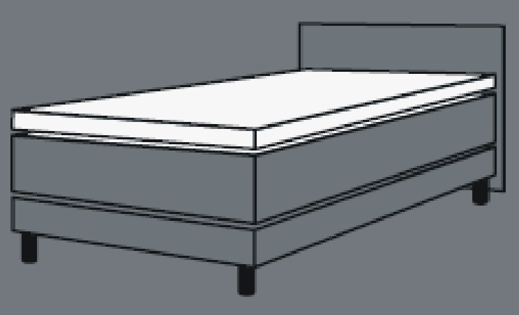biberna boxspring spannbetttuch spannbettlaken f r topper. Black Bedroom Furniture Sets. Home Design Ideas
