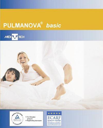 pulmanova basic bettbezug anti allergie milben encasing. Black Bedroom Furniture Sets. Home Design Ideas